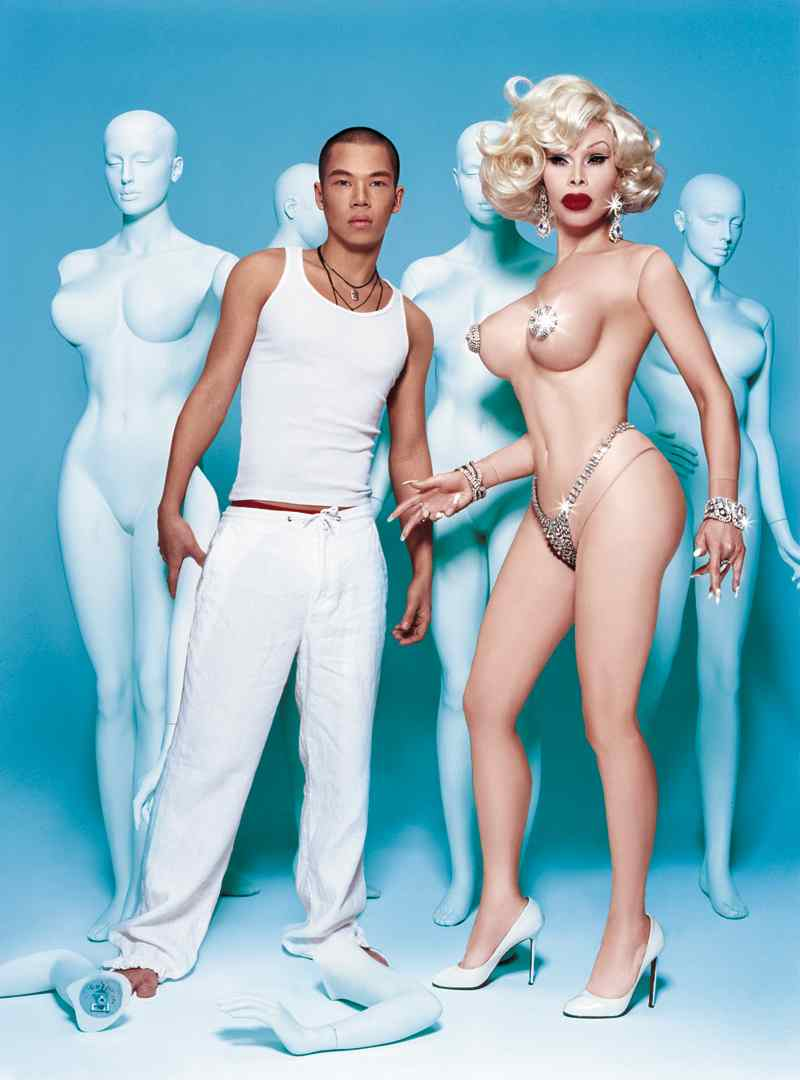 My Favorite Trans Woman, Amanda Lepore