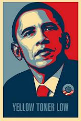 The New HP Obama Printer Interface